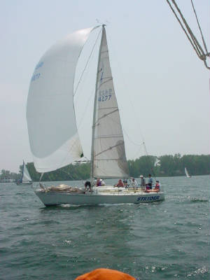 J35 Sailboat http://www.yatescustomrigging.com/id6.html